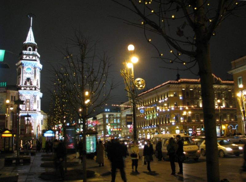 Saint-Pétersbourg en décembre... - Week-end à Saint-Pétersbourg ...